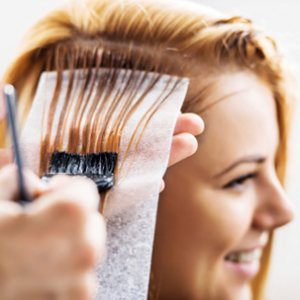 Окрашивание волос в Бресте. Низкие цены