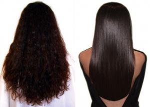Кератиновое выпрямление волос в Бресте | Grandessa