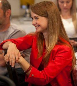 Екатерина Гронда - руководитель центра, косметик эстетист